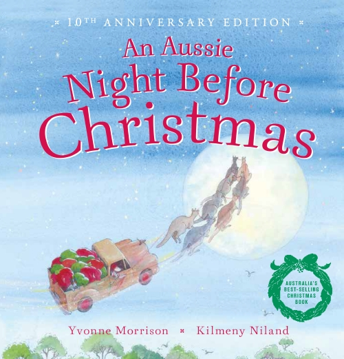 Christmas In Australia Book.Product Aussie Night Before Christmas 10th Anniversary