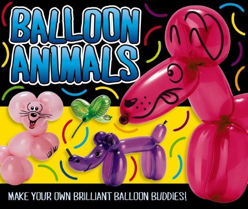 Balloon Animals - Book