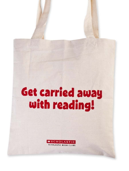 0ead66d8d4f9 Product  Get Carried Away with Reading Tote Bag - Teacher Resource ...