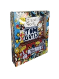 Brilliant World of Tom Gates with Pencil Tin
