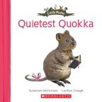 Little Mates: Quietest Quokka