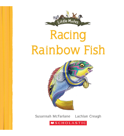 Little Mates: Racing Rainbow Fish