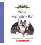 Little Mates: Vocal Vampire Bat