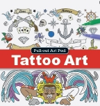 Tattoo Pull Out Art Pad