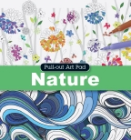 Nature Pull Out Art Pad