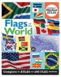 Flags of the World Sticker Atlas