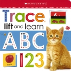 Trace, Play and Learn: ABC 123