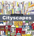 Cityscape Pull Out Art Pad
