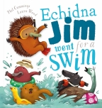 ECHIDNA JIM WENT FOR A SWIM HP