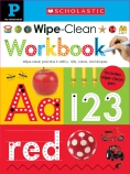 Wipe-Clean Workbook Pre-Kindergarten