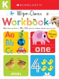 Wipe-Clean Workbook Kindergarten