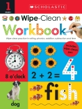 Wipe-Clean Workbook Grad 1