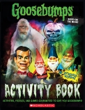 Goosebumps The Movie: Activity Book
