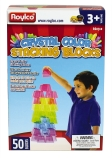 Cyrstal Colour Stacking Blocks