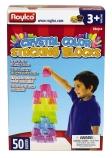 Cyrstal Colour Stacking Blocks
