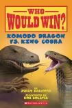 Who Would Win: Komodo Dragon Vs King Cobra