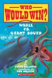 Who Would Win: Whale Vs Giant Squid