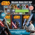 Star Wars Deluxe Book Gift Set