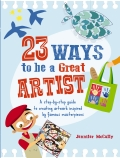 23 Ways to be an Artist
