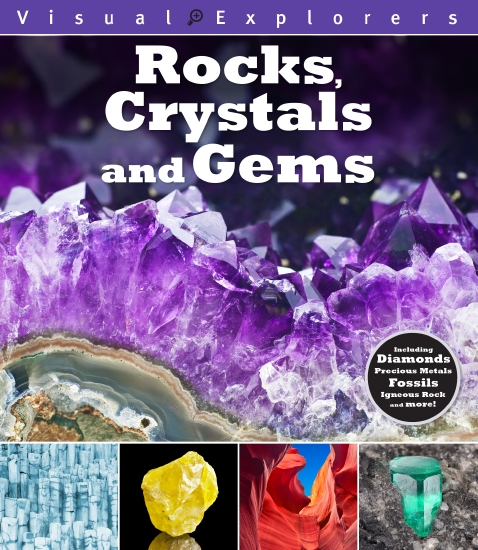 Rocks Crystals and Gems