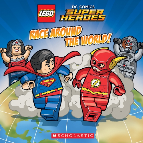 The Store - LEGO DC Comics Super Heroes: Race Around the ...