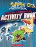Pokemon Essential Activity Book