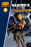 Star Wars Rebels Galactic Reading Adventure: Sabine's Art Attack Level 1