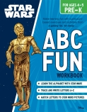 Star Wars Workbook: ABC Fun (Pre-K)