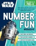 Star Wars Workbook: Number Fun (Pre-K)