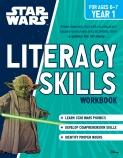 Star Wars Workbook: Literacy Skills (Year 1)
