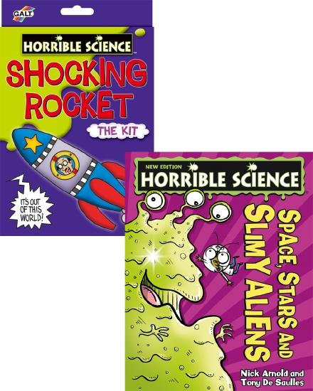 Shocking Rocket Pack