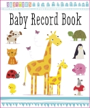 Baby Town: Baby Record Book
