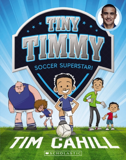 Tiny Timmy: #1 Soccer Superstar
