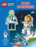 Lego City Space Adventures Activity Book