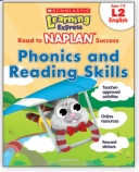 Learning Express NAPLAN: Phonics & Reading Skills L2
