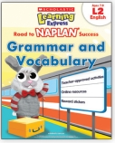 Learning Express NAPLAN: Grammar and Vocabulary L2