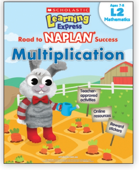 Learning Express NAPLAN: Multiplication L2