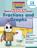 Learning Express NAPLAN: Fractions and Graphs L3