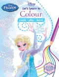 Disney Learning: Frozen: Let's Learn To Colour