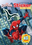 Spider-Man Sticker Scene Book