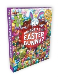 Where's the Easter Bunny? Book and Puzzle Boxed Set