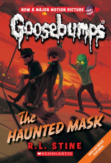 Goosebumps Classic: #4 Haunted Mask                                                                  - Book