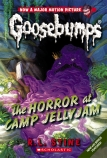 Goosebumps Classic #9: Horror at Camp Jellyjam