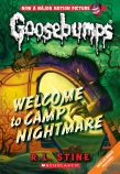 Goosebumps Classic #14: Welcome To Camp Nightmare
