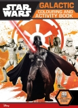 Star Wars Galactic Colouring and Activity Book