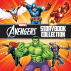 Avengers Assemble Sticker Scenes