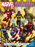 Marvel Super Heroes Mask Book