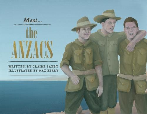 Meet... the Anzacs - Book