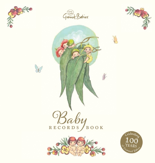 BABY RECORDS BOOK