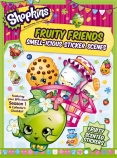 Shopkins: Fruity Friends Smell-icious Sticker Scenes